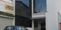 Edificio Alfa de costado