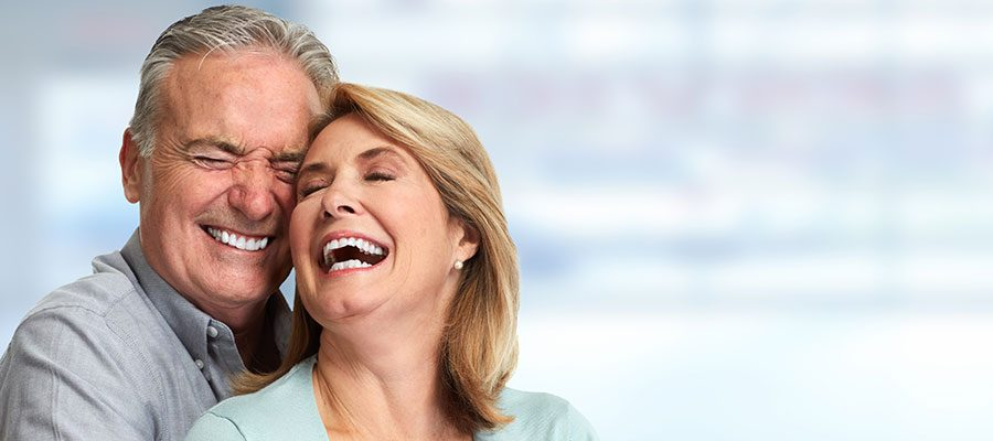 Have a full smile with dental implants